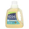 Earth Friendly Products Laundry Detergent - ECOS - Honeydew - Case of 4 - 100 fl oz. HGR 1970169