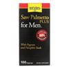 Natural Balance Saw Palmetto Plus - For Men - 100 Vegetarian Capsules HGR 2007946