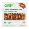 Kashi Chewy Nut Butter Bars - Salted Chocolate Chunk - Case of 8 - 5/1.23oz HGR 2008720