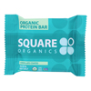 Square Organics Organic Protein Bar - Chocolate Coated Nuts & Sea Salt - Case of 12 - 1.6 oz. HGR 2015055