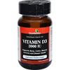 FutureBiotics Vitamin D3 - 2000 IU - 120 Softgels HGR 0201764