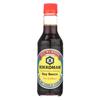 Kikkoman Sauce - Soy - Case of 12 - 10 fl oz. HGR 2018497