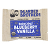 Bearded Brothers Energy Bar - Bodacious Blueberry Vanilla - Case of 12 - 1.52 oz.. HGR 2021368