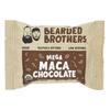 Bearded Brothers Energy Bar - Mega Maca Chocolate - Case of 12 - 1.52 oz.. HGR 2021434