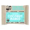 Bearded Brothers Energy Bar - Colossal Coconut Mango - Case of 12 - 1.52 oz.. HGR 2021475