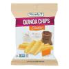 Quinoa Chips - Cheddar - Case of 24 - 0.8 oz..