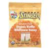 Honey Stinger Waffle - Wildflower Honey - Case of 16 - 1.06 oz.. HGR 2062412