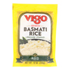 Vigo Rice - Basmati - Case of 6 - 12 oz. HGR 2066140