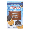 Gluten-Free Maple Ginger Sandwich Cremes - Case of 12 - 9 oz.