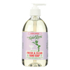 Rebel Green Hand Soap - Lavender - Case of 4 - 16.9 fl oz. HGR 2071231