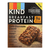 Kind Breakfast Protein Bars - Dark Chocolate Cocoa - Case of 8 - 4/1.76oz HGR 2084747