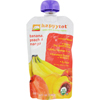 snacks: Happy Baby - HappyTot Organic Superfood Banana Peach and Mango - 4.22 oz - Case of 16