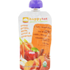 snacks: Happy Baby - HappyTot Organic Superfoods Sweet Potato Apple Carrot and Cinnamon - 4.22 oz - Case of 16