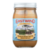 Peanut Butter - Smooth - Case of 6 - 16 oz.