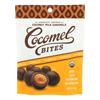 Cocomel Carmel Bite - Organic - Vanilla - Case of 6 - 3.5 oz. HGR 2098952