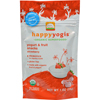 snacks: Happy Baby - Happy Yogis Organic Superfoods Yogurt and Fruit Snacks Strawberry - 1 oz - Case of 8