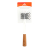 Full Circle Home Clean Reach Bottle Brush - White - Case of 6 - 1 Count HGR 2113009