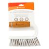 Full Circle Home Tough Stuff All-Purpose Scrub Brush - White - Case of 6 - 1 Count HGR 2113025