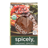 Organic Cajun Seasoning - Case of 6 - 0.4 oz..