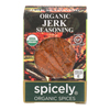 Organic Jerk Seasoning - Case of 6 - 0.45 oz..