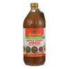 Vinegar - Organic - Apple Cider - Case of 6 - 32 fl oz.