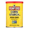 Rumford Corn Starch - Case of 12 - 6.5 oz.. HGR 2119253