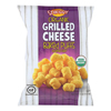 Snikiddy Snacks Organic Baked Puffs - Grilled Cheese - Case of 12 - 4 oz. HGR 2127793