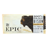Epic Bar - Bison - Uncured Bacon - Cranberry - Case of 12 - 1.3 oz. HGR 2135663
