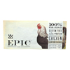 Epic Bar - Chicken - Sesame - BBQ Seasoned - Case of 12 - 1.5 oz. HGR 2135671