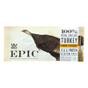 Epic Bar - Turkey - Almond - Cranberry - Case of 12 - 1.5 oz. HGR 2135804