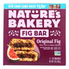 Nature's Bakery Stone Ground Whole Wheat Fig Bar - Original - Case of 6 - 2 oz.. HGR 2136000