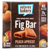 Stone Ground Whole Wheat Fig Bar - Peach Apricot - 2 oz.. - Case of 6