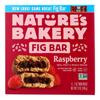 Nature's Bakery Stone Ground Whole Wheat Fig Bar - Raspberry - 2 oz.. - Case of 6 HGR 2136141