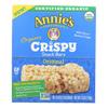 Annie's Homegrown Snack Bar - Original - Case of 8 - 3.9 oz.. HGR 2137180