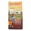 Lotus Foods Heriloom Bhutan Red Rice - Case of 6 - 15 oz. HGR 2140135