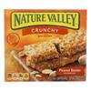 Nature Valley Gran Bar - Crunch - Pnut Buttr - Case of 12 - 8.94 oz. HGR 2140705