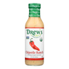 Drew's Organics Ranch Dressing and Quick Marinade - 12 oz.. - Case of 6 HGR 2141703