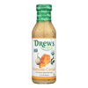 Drew's Organics Organic Dressing and Quick Marinade - Romano Caesar - 12 Fl. oz.. - Case of 6 HGR 2141844
