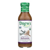 Drew's Organics Organic Dressing and Quick Marinade - Rosemary Balsamic - 12 Fl. oz.. - Case of 6 HGR 2141877