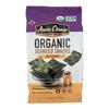 Seaweed Snack - Sesame - Case of 12 - .16 oz..