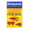 Zatarain's Crab Boil - Dry - Case of 6 - 3 oz. HGR 2149334