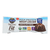 Garden of Life Fit High Protein Bar Chocolate Fudge - Case of 12 - 1.9 oz. HGR 2157691