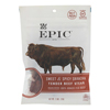 Epic Jerky Bites - Sweet and Spicy Sriracha Tender Beef Steak - Case of 8 - 2.5 oz.. HGR 2171288