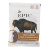 Epic Jerky Bites - Bison Meat - Case of 8 - 2.5 oz.. HGR 2171296