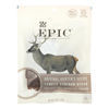 Epic Bites - Venison - Case of 8 - 2.5 oz. HGR 2171361