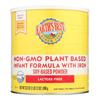 Earth's Best Non-Gmo Soy Infant Formula - Case of 4 - 23.2 oz. HGR 2182822