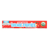 Chewy Fruities Organic Candy Chews - Sour Cherry - Case of 18 - 2.1 oz..