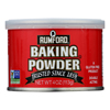 Rumford Baking Powder - Aluminum-Free - Case of 24 - 4 oz.. HGR 2187896