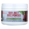 Red Ace Beet Juice - Organic - Powder - Case of 6 - 150 GRM HGR 2202109