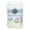 Organic Coconut Oil - Raw Extra Virgin - Case of 6 - 14 fl oz.